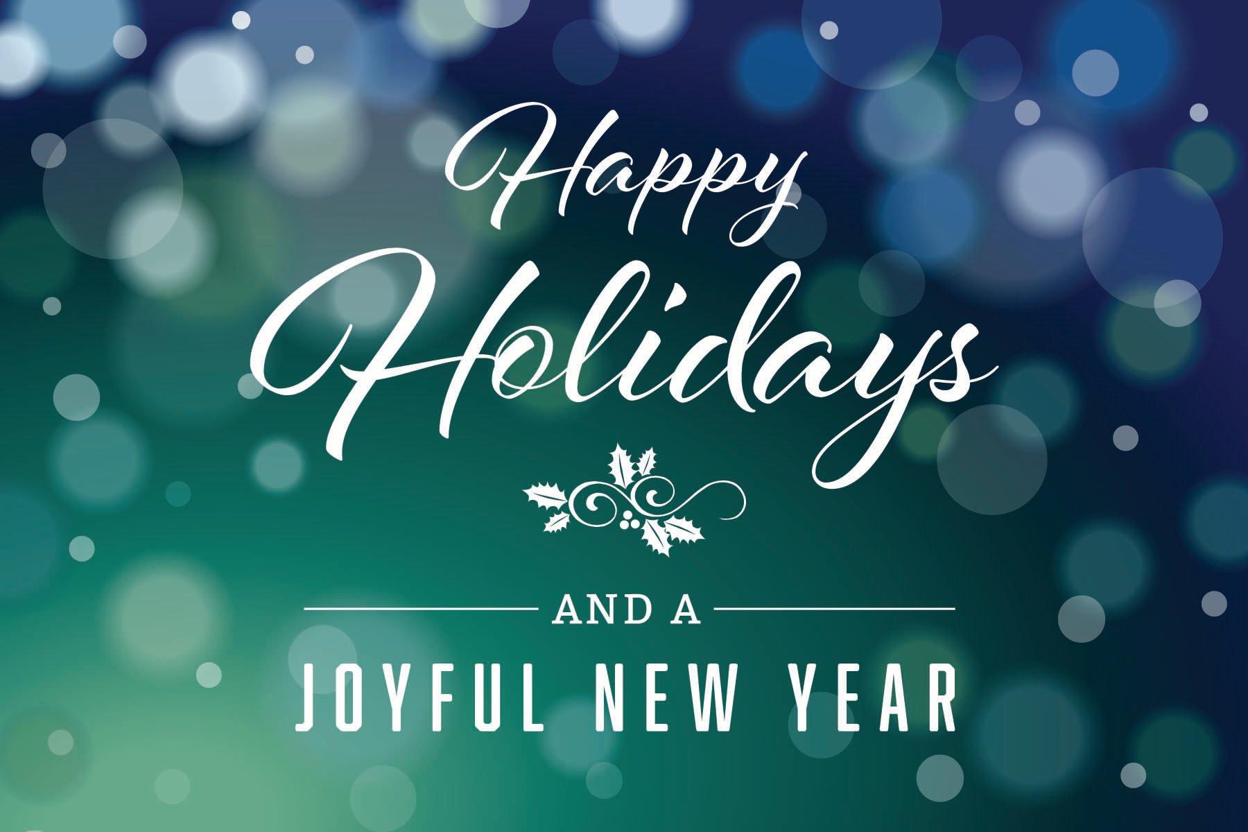 Buckeye Wealth Happy Holidays